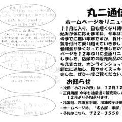 丸二通信vol.145